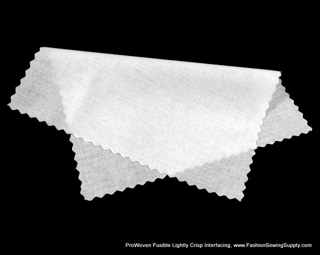 ProWOVEN Light-Crisp FUSIBLE Interfacing, 48""